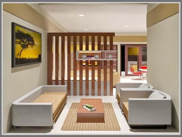 Pilih Warna Cerah Untuk Siasati Ruangan Sempit Agar Terlihat Luas